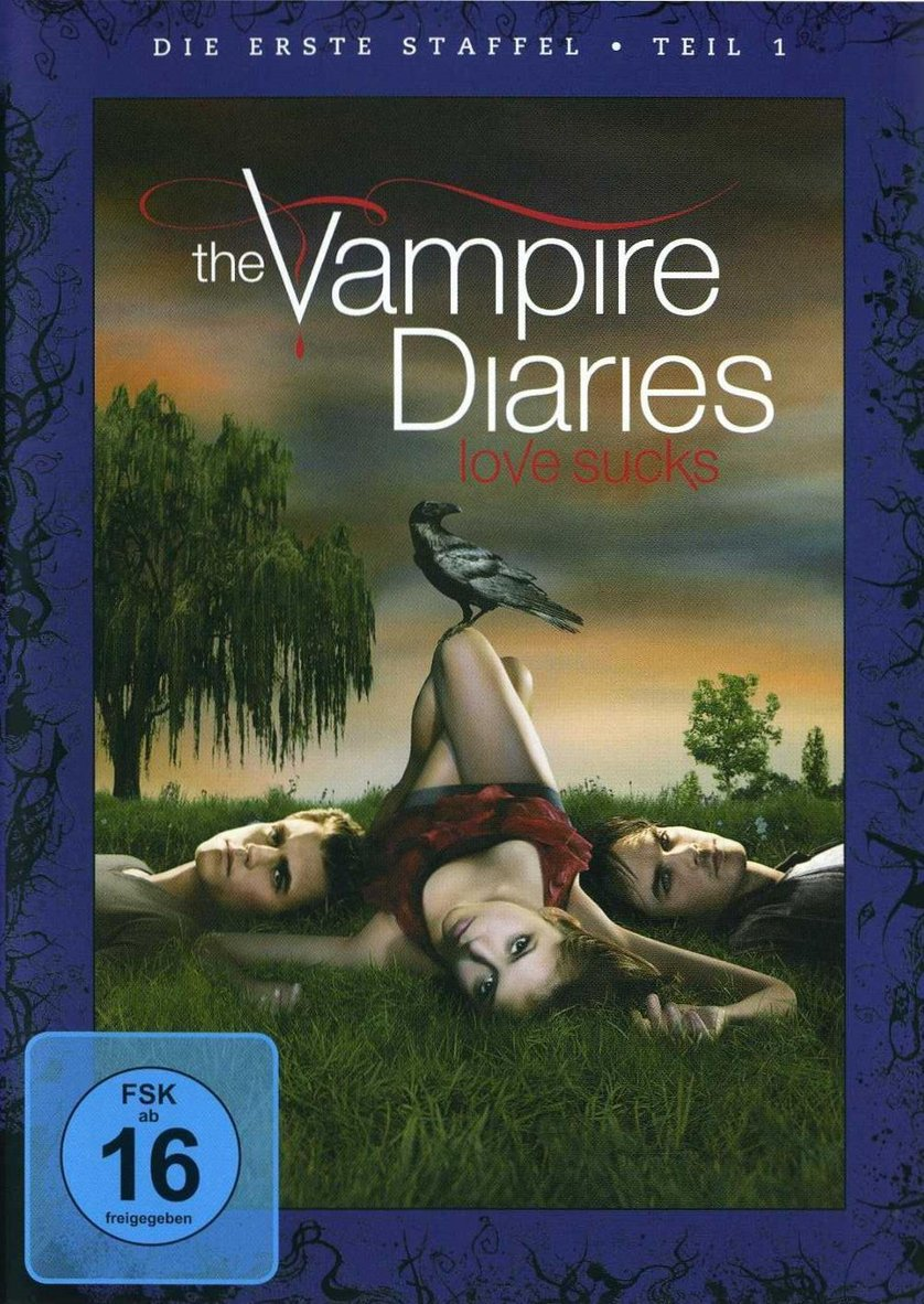 The Vampire Diaries - Staffel 1: DVD oder Blu-ray leihen ...
