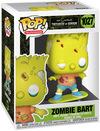 Die Simpsons Zombie Bart Vinyl Figur 1027 powered by EMP (Funko Pop!)