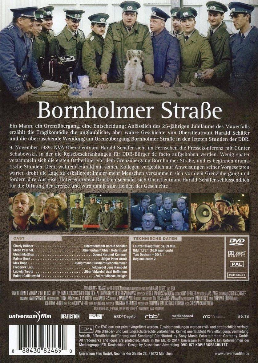 bornholmer straГџe stream