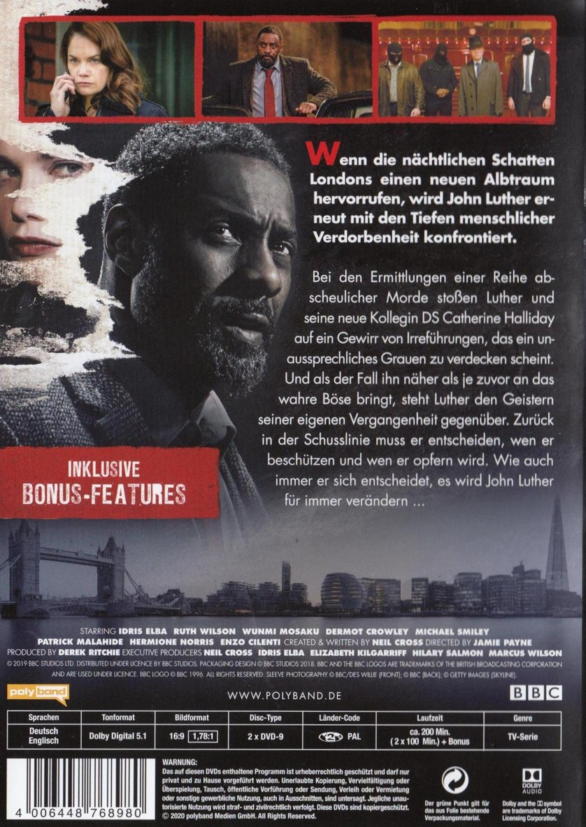 Luther Staffel 5