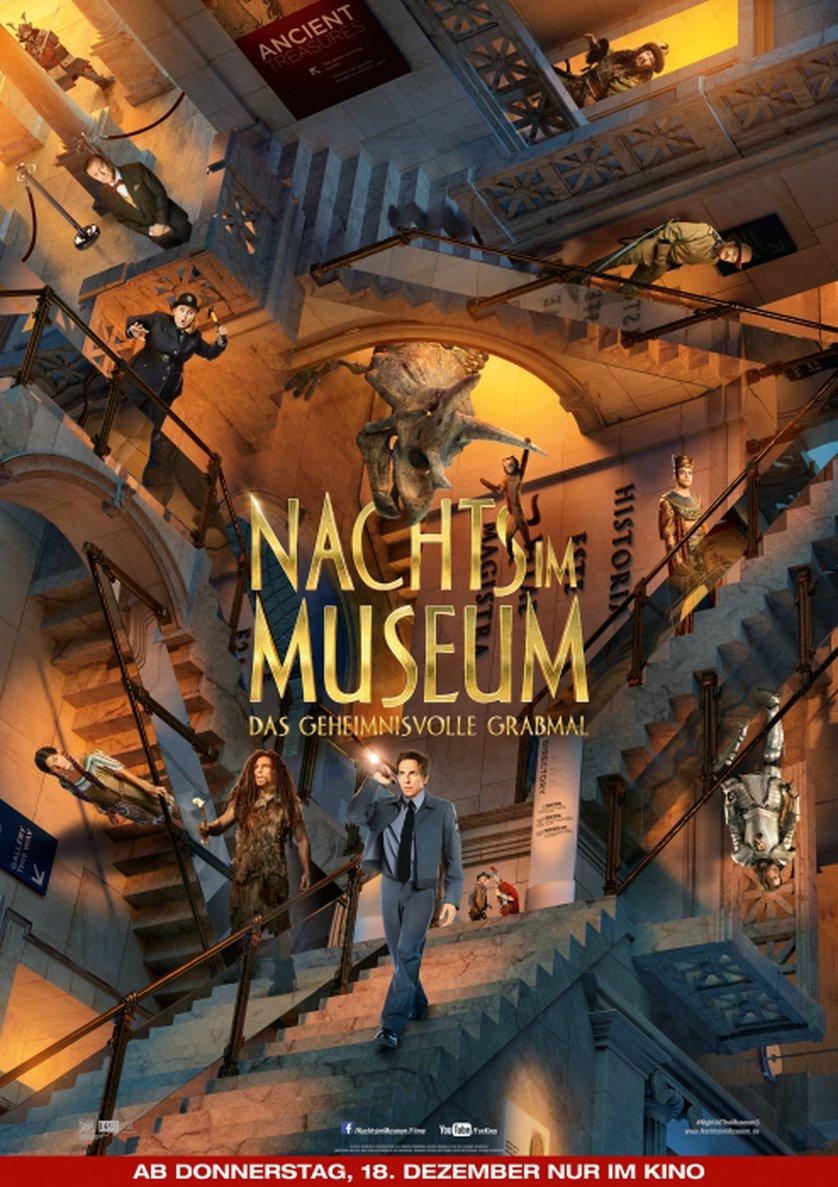 Nachts Im Museum 3 Kritik
