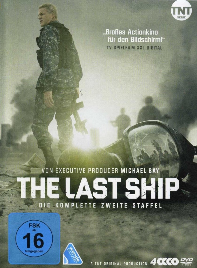Last Ship Staffel 1