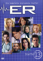 ER - Emergency Room - Staffel 13
