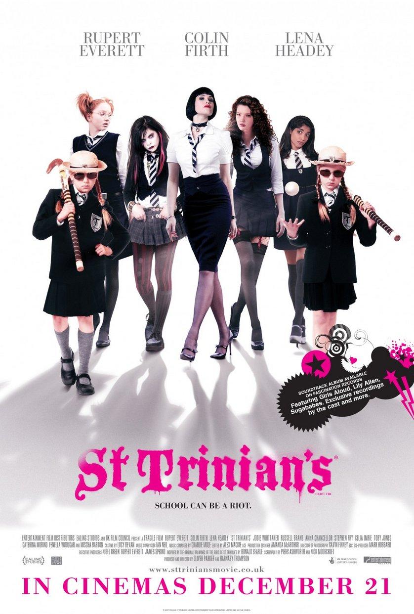 Die Girl Von St. Trinian