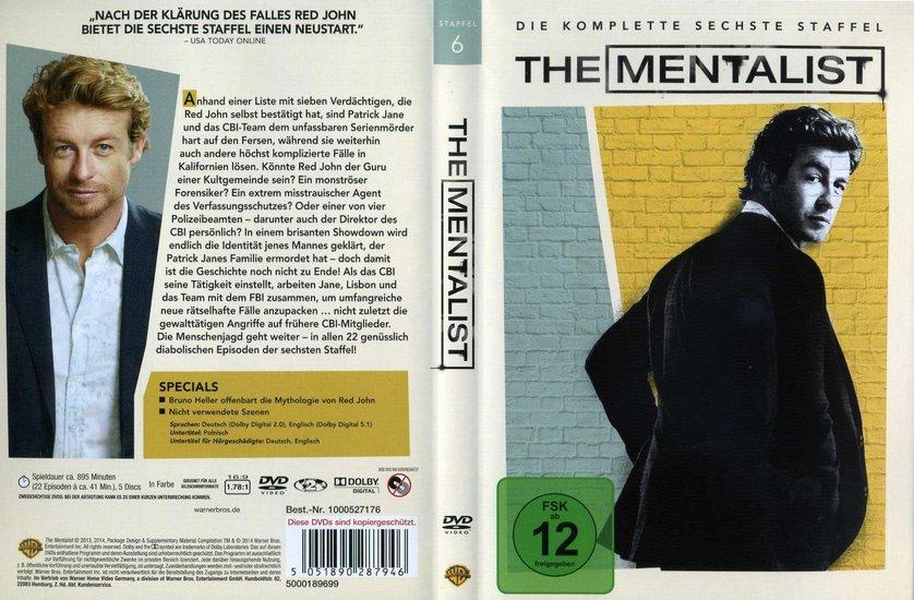 Mentalist Staffel 6