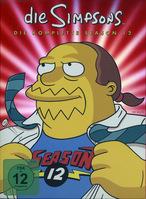 Die Simpsons - Staffel 12