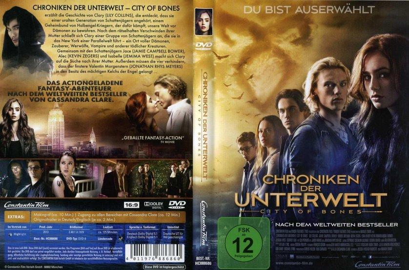 Chroniken Der Unterwelt - City Of Bones Stream