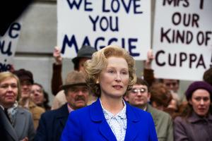 Meryl Streep in 'Die eiserne Lady' © Concorde 2011