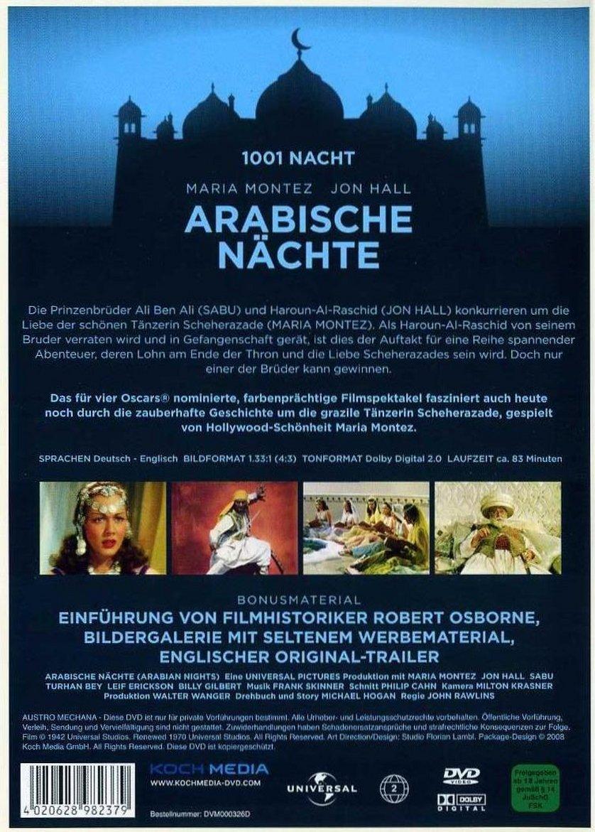 Arabische Nächte Und Tage 2