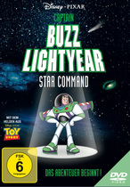 Captain Buzz Lightyear - Star Command