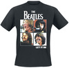 The Beatles Let it be powered by EMP (T-Shirt)