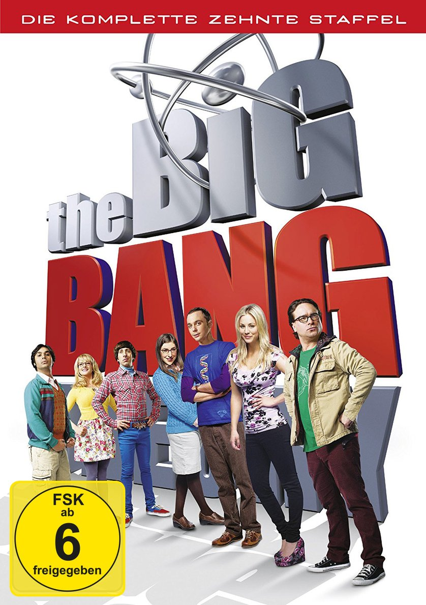 The Big Bang Theory Staffel 9 Folge 1