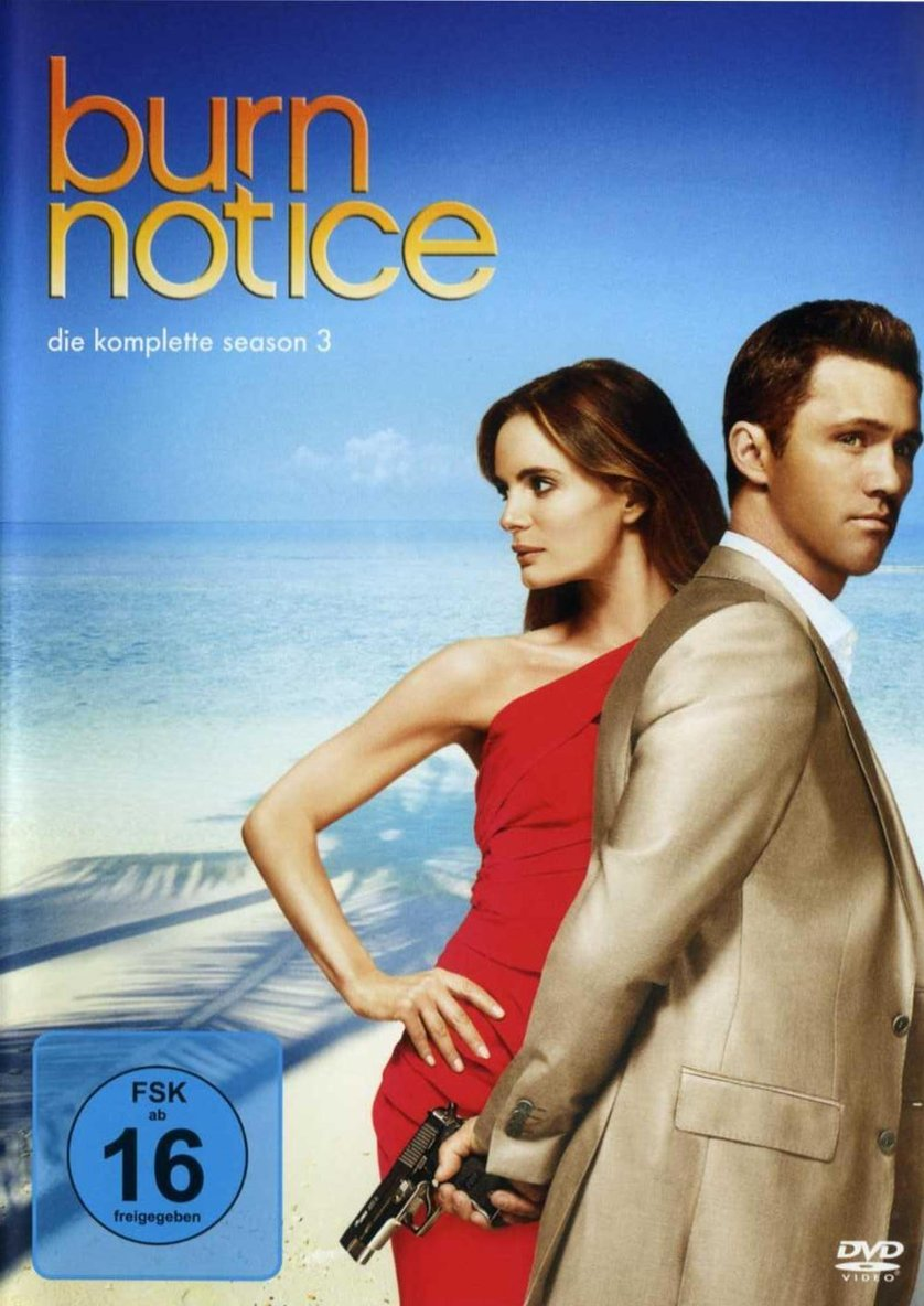 Burn Notice Staffel 6
