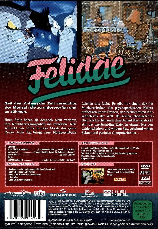 Felidae Stream Deutsch