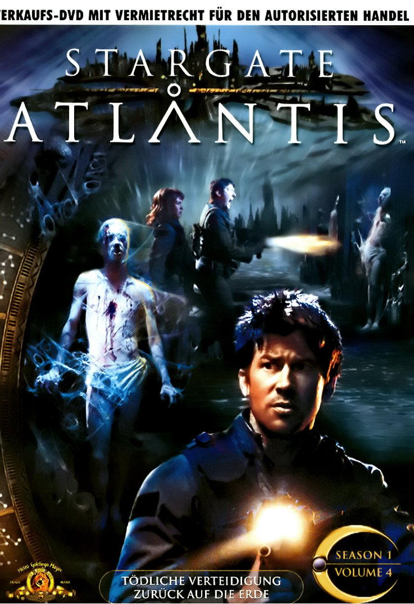 Stargate Atlantis Staffel 1 Folge 1