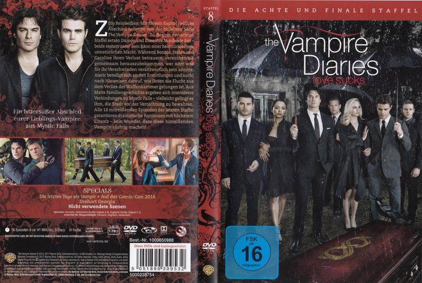 The Vampire Diaries Staffel 8 Deutsch