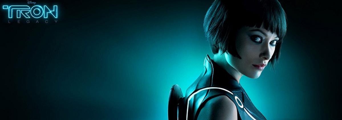 Tron 3 mit Olivia Wilde: Olivia Wilde als Algorithmus Quorra in TRON 3