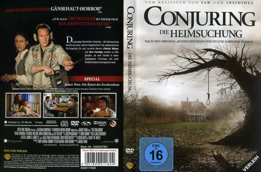 the conjuring ganzer film deutsch