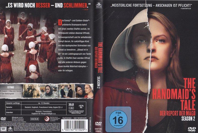 The Handmaids Tale Staffel 2 Dvd Oder Blu Ray Leihen