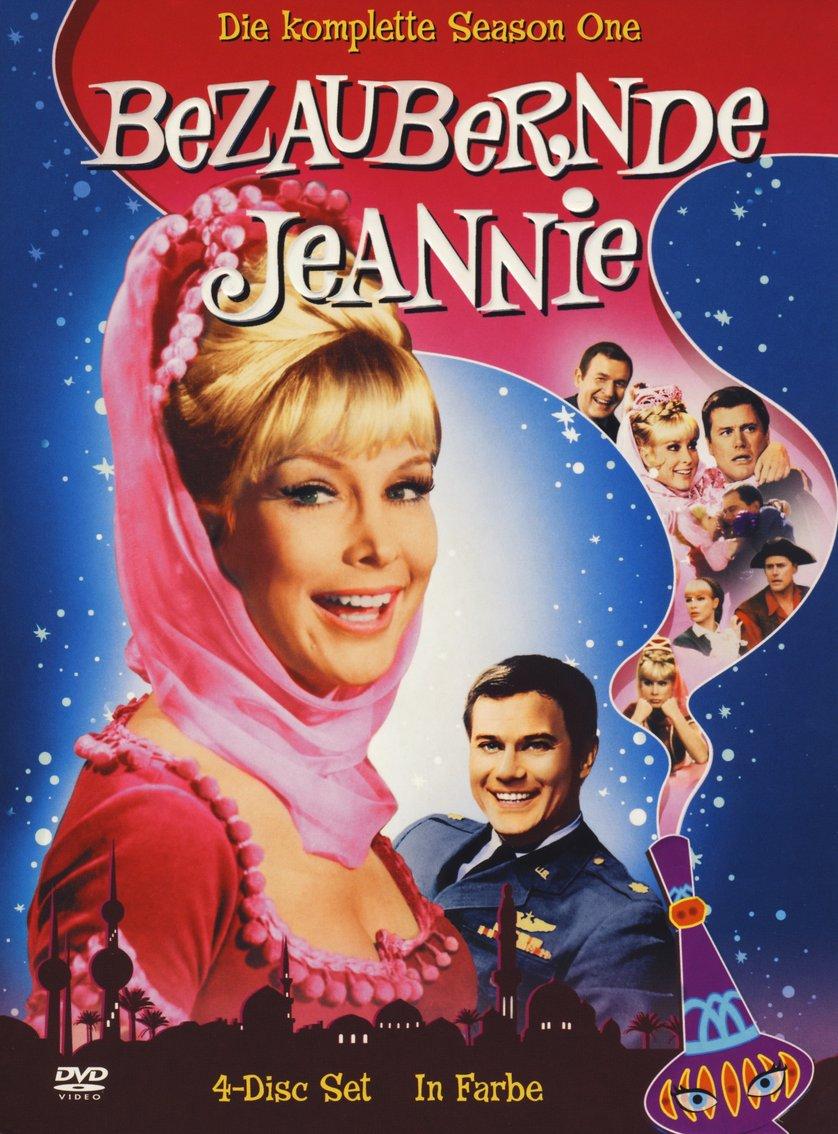 Bezaubernde Jeannie Staffel 1