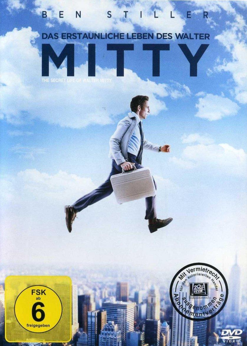 Das erstaunliche Leben des Walter Mitty: DVD oder Blu-ray leihen ...