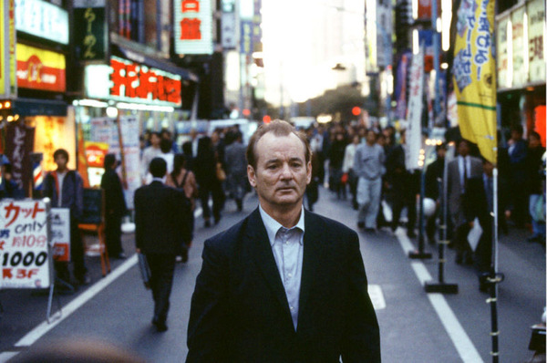 Streifzügen durch die fremde Metropole Tokio: Bill Murray ist 'Lost in Translation' (2003)
