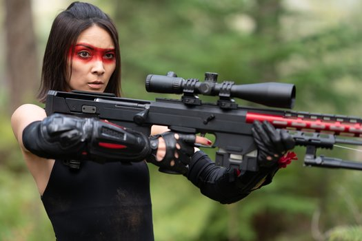 Sniper 8 - Assassin's End