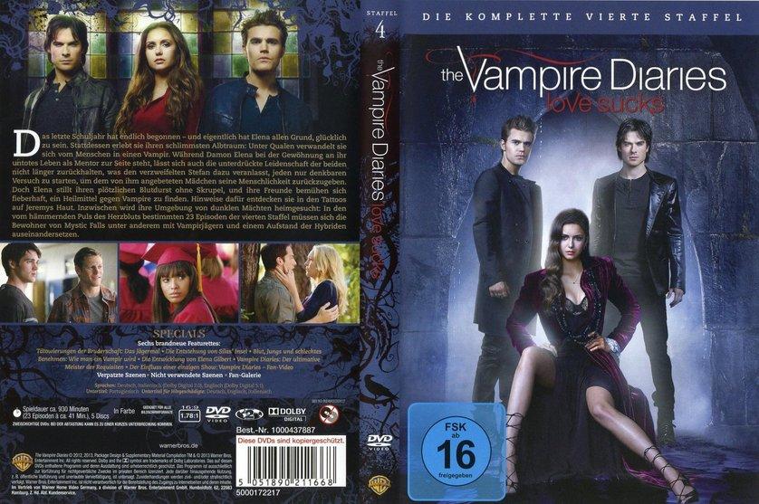 Vampire Diaries Staffel 6 Dvd