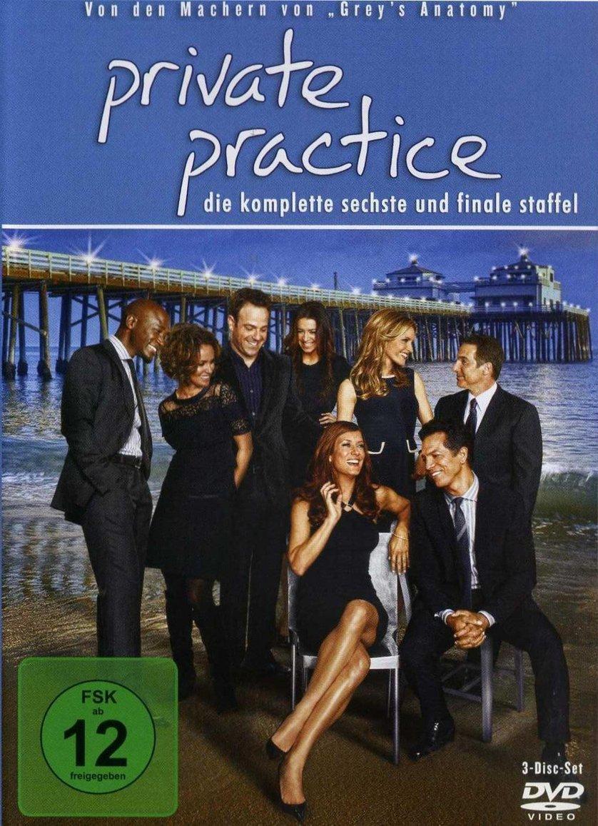 Private Practice Staffel 4