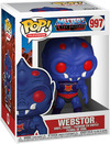 Masters Of The Universe Webstor Vinyl Figur 997 powered by EMP (Funko Pop!)