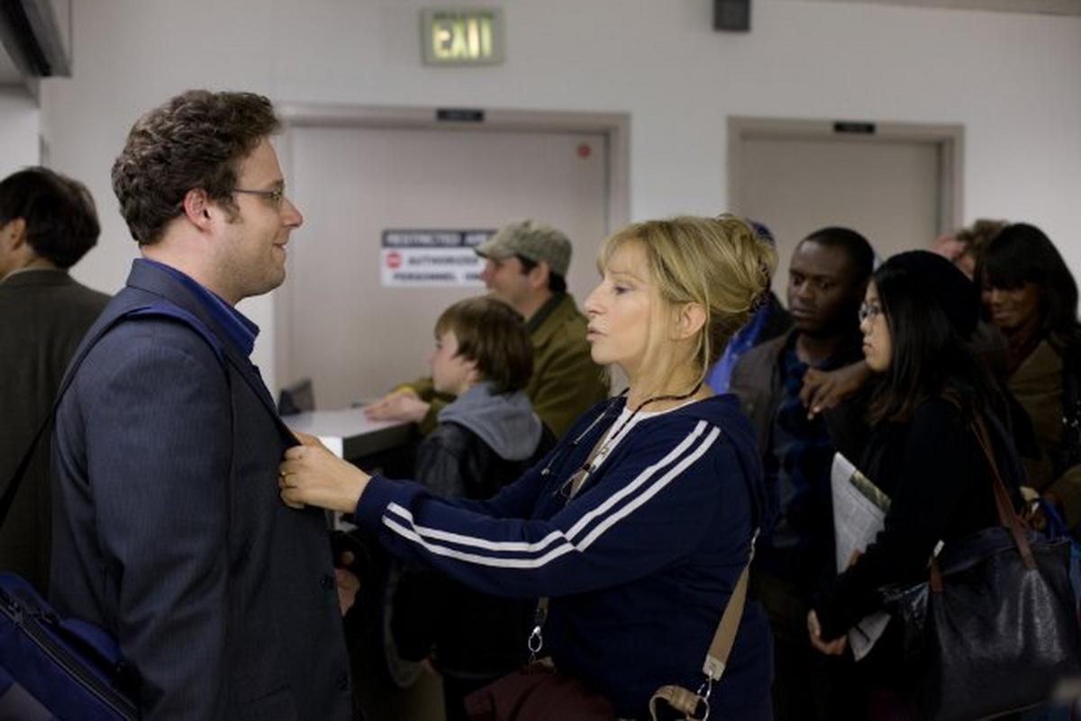 Seth Rogen und Barbra Streisand in 'Unterwegs mit Mum' (USA 2012) © Paramount Pictures