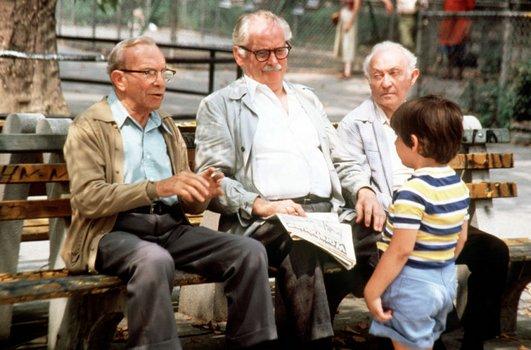 Die Rentnergang