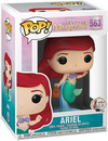 Arielle, die Meerjungfrau Arielle Vinyl Figure 563 powered by EMP (Funko Pop!)