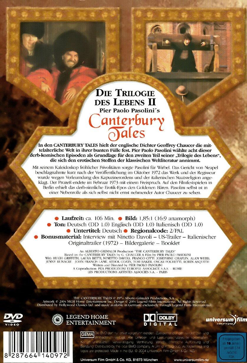 Die Canterbury Tales