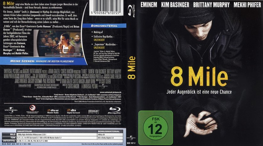 8 Mile Deutsch Stream