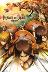 Attack On Titan Attack powered by EMP (Poster)