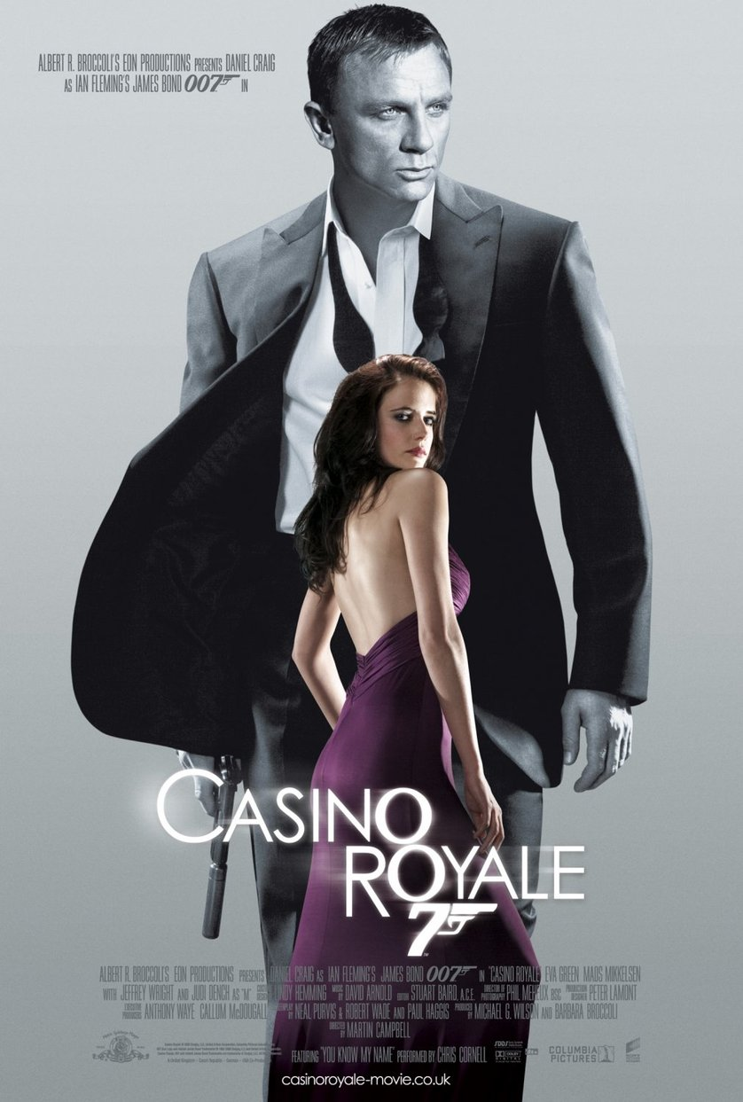 video casino royale 007