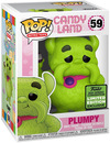 Candy Land ECCC 2021 - Plumpy Vinyl Figur 59 powered by EMP (Funko Pop!)