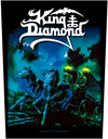King Diamond Abigail powered by EMP (Backpatch)