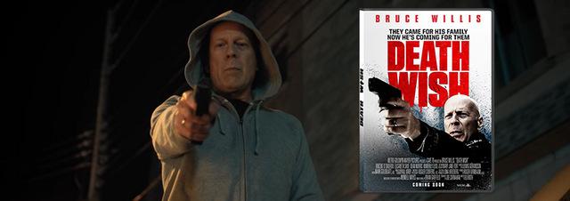 Death Wish Remake 2018: Bruce Willis sieht rot im Remake: Death Wish!