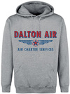 MacGyver Dalton Air powered by EMP (Kapuzenpullover)