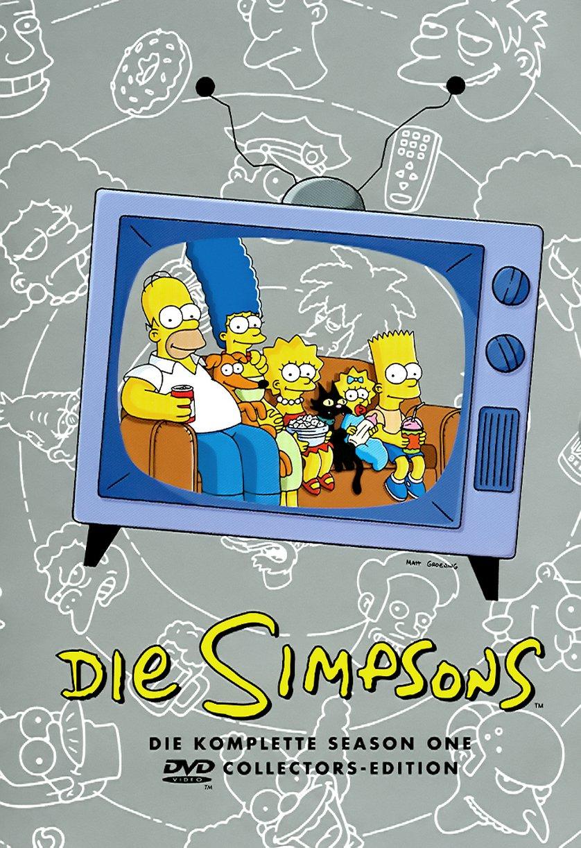 Die Simpsons - Staffel 1: DVD oder Blu-ray leihen