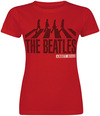 The Beatles Abbey Road Silhouette powered by EMP (T-Shirt)