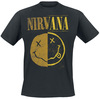 Nirvana Spliced Smiley powered by EMP (T-Shirt)