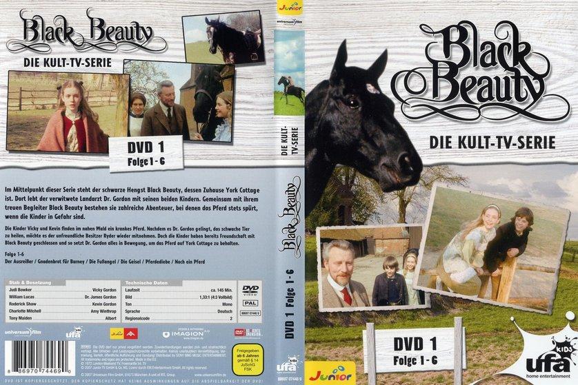 Black Beauty Trailer Deutsch