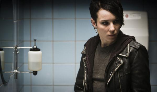 Noomi Rapace als unangepasste Hackerin Lisbeth Salander.