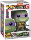 Teenage Mutant Ninja Turtles Donatello Vinyl Figur 17 powered by EMP (Funko Pop!)