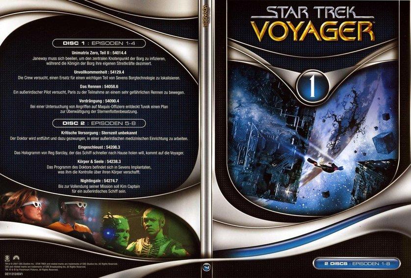 Voyager Staffel 7
