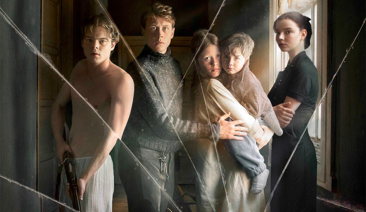 Das Geheimnis von Marrowbone: Eine Familie und ihr dunkles Geheimnis