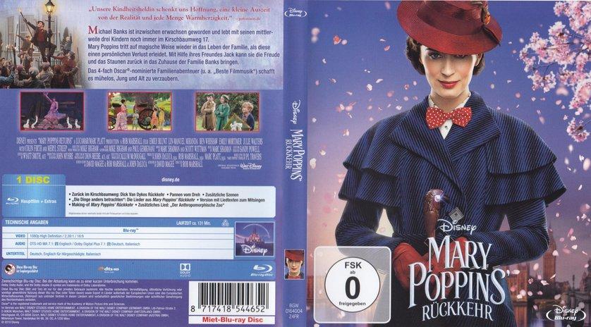 mary poppins rГјckkehr stream
